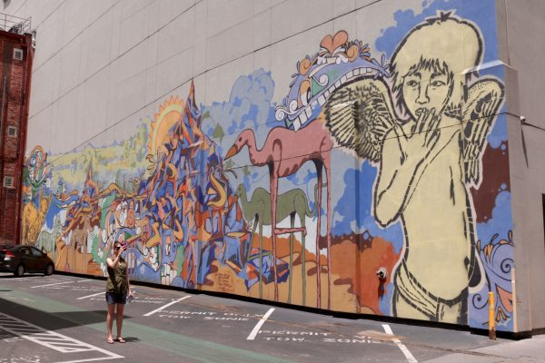 More Nashville Murals You Should Visit | Greta Hollar - 32 More Nashville Murals You Should Visit by popular Nashville blogger Greta Hollar