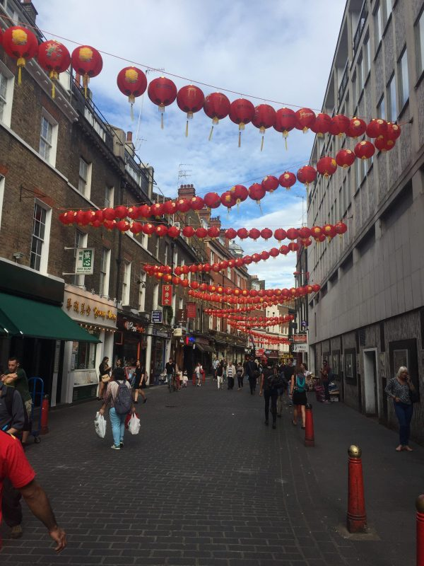 A Few Days in London | Greta Hollar