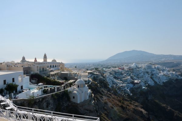 A Week in Santorini: Travel Diary | Greta Hollar - A Week in Santorini Travel Diary by Nashville travel blogger Greta Hollar