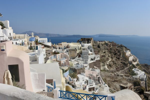 A Week in Santorini: Travel Diary | Greta Hollar