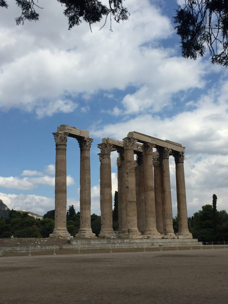Three Days in Athens: Travel Diary