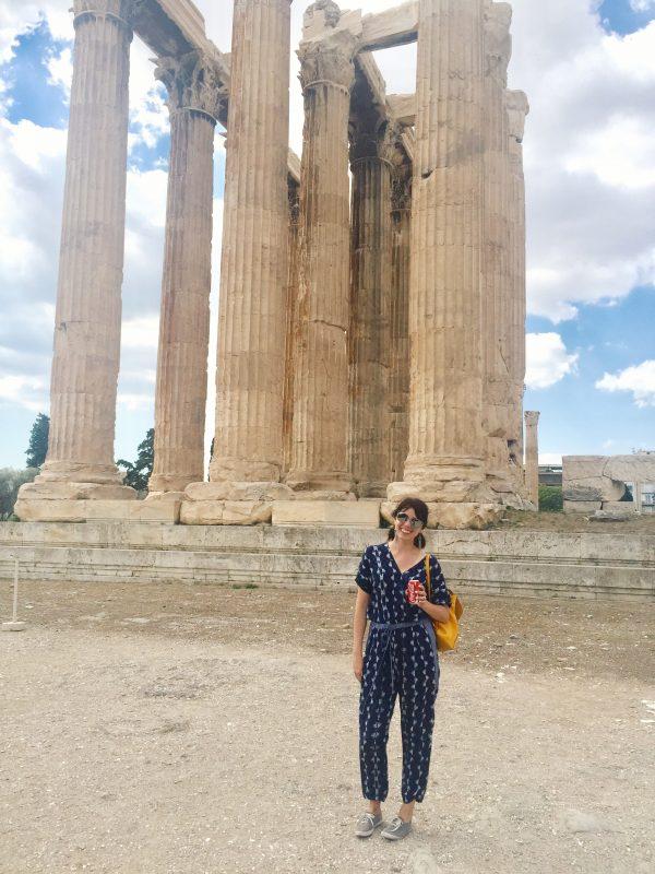 Three Days in Athens | Greta Hollar