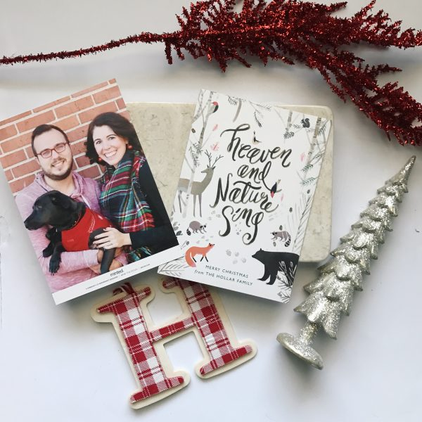 Christmas Cards With Minted + A Giveaway   Greta Hollar
