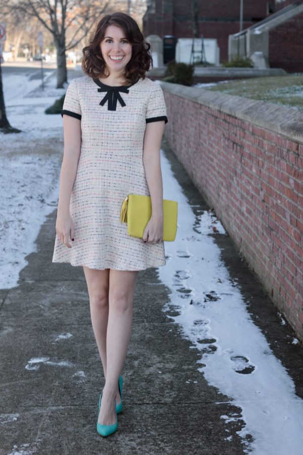 Little Tweed Dress | Greta Hollar
