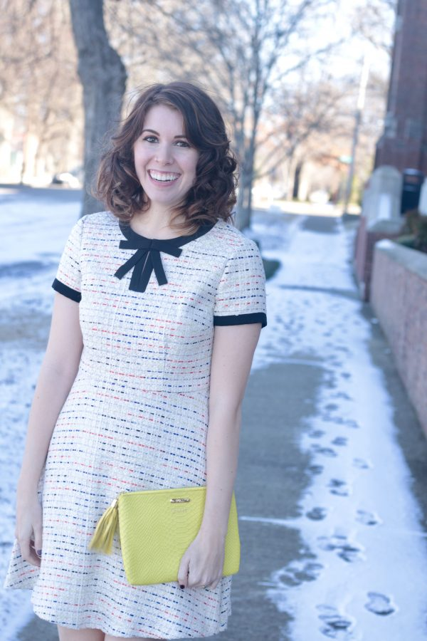 Little Tweed Dress   Greta Hollar