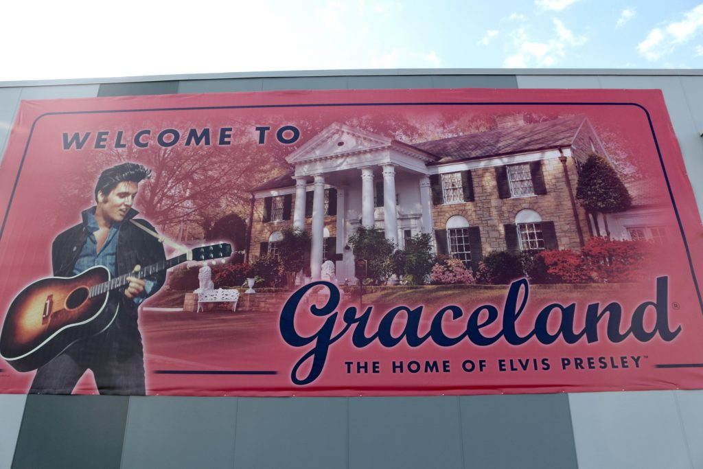 A Day at Elvis Presley's Graceland Memphis