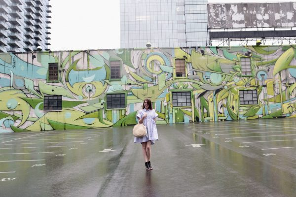 Another Day, Another Mural   Greta Hollar