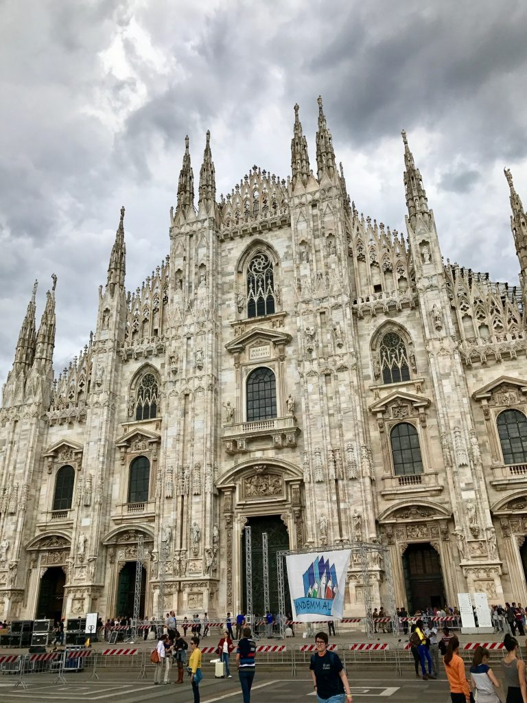 Travel Diary: 3 Days in Milan