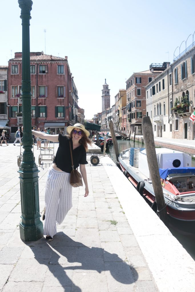 Stripes in Venice + A Gucci Giveaway