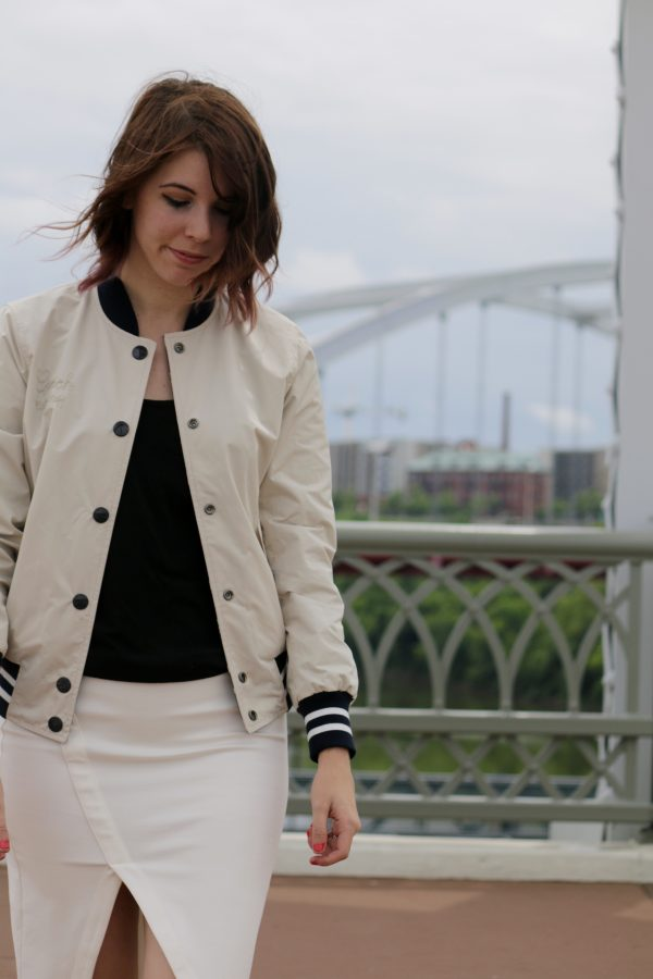 How to Wear White Clothing All Year Long by Nashville fashion blogger Greta Hollar