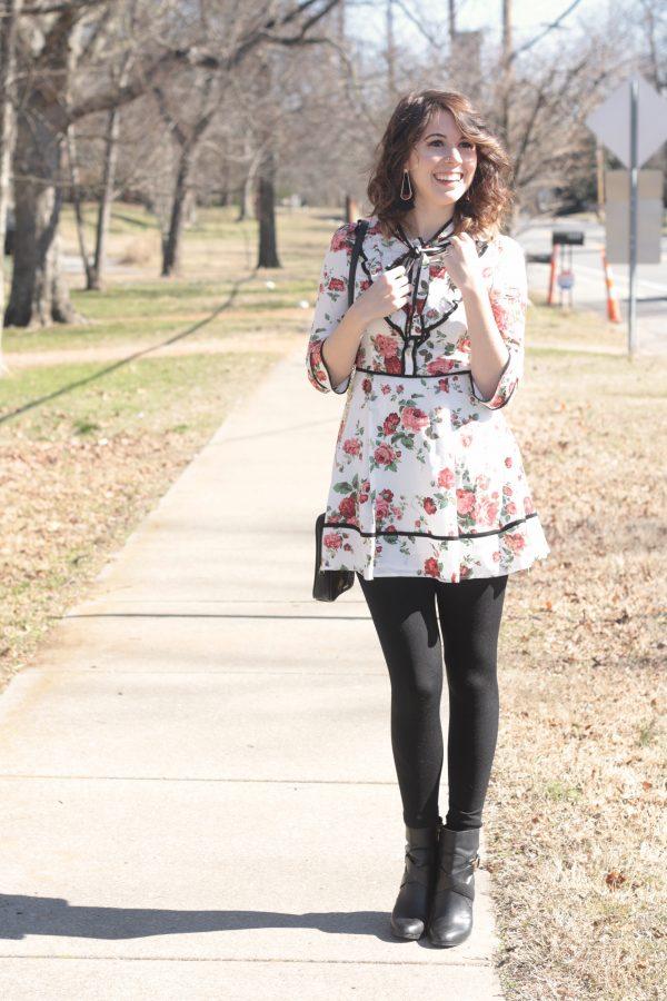 How to Wear White All Year Long | Greta Hollar - How to Wear White Clothing All Year Long by Nashville fashion blogger Greta Hollar
