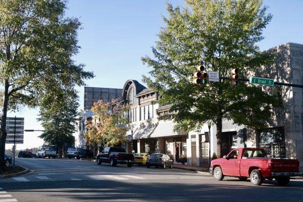 The Perfect Fall Day in Cookeville, TN by popular Nashville blogger Greta Hollar
