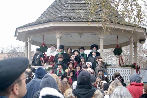 A Dickens Christmas in Skaneateles, NY   Greta Hollar