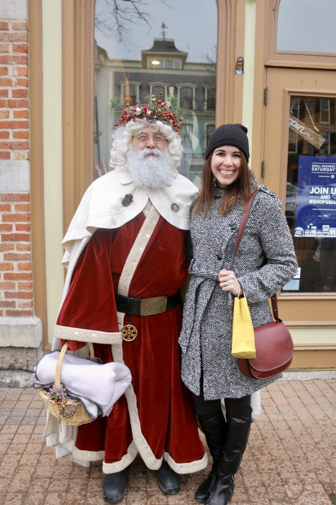 A Dickens Christmas in Skaneateles, NY