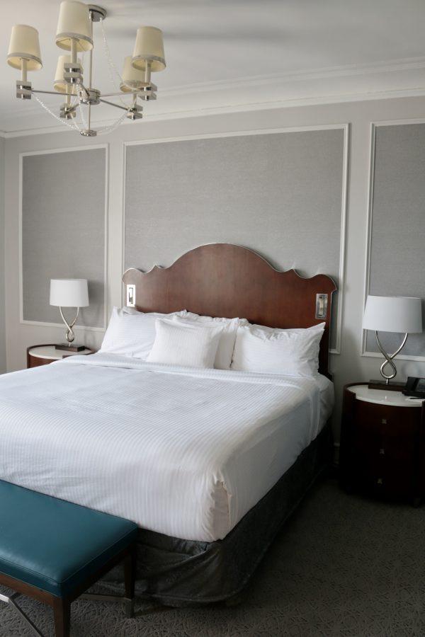 A Stay at the Peabody Memphis | Greta Hollar - A Stay at the Peabody Memphis TN by popular Nashville travel blogger, Greta Hollar