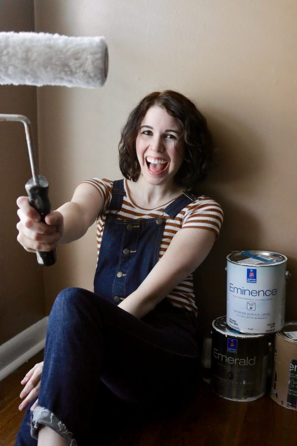 5 Tips to Help You Paint with Sherwin Williams | Greta Hollar - 5 Awesome Painting Tips featured by popular Nashville lifestyle blogger, Greta Hollar