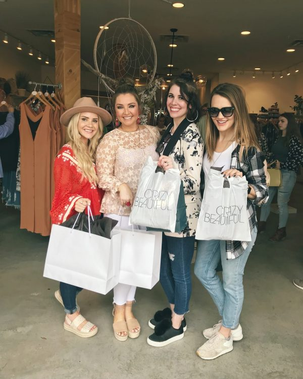 Recap of Memphis Fashion Week by popular Nashville fashion blogger, Greta Hollar
