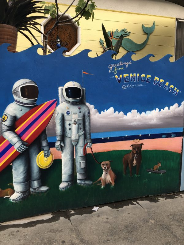 My 15 Favorite Murals in Venice Beach, CA | Greta Hollar