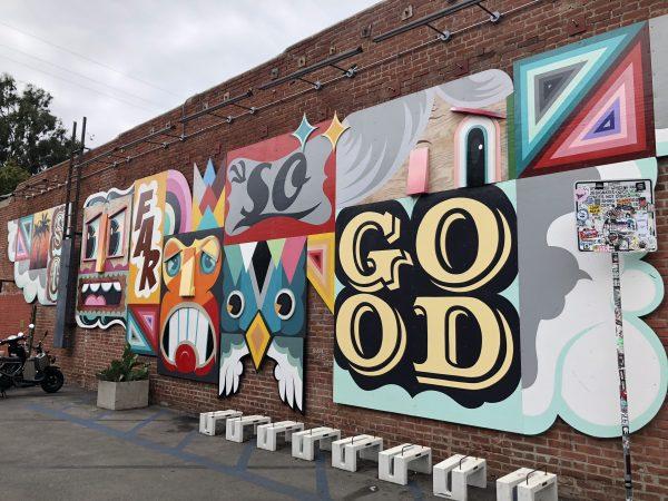 My 15 Favorite Murals in Venice Beach, CA | Greta Hollar