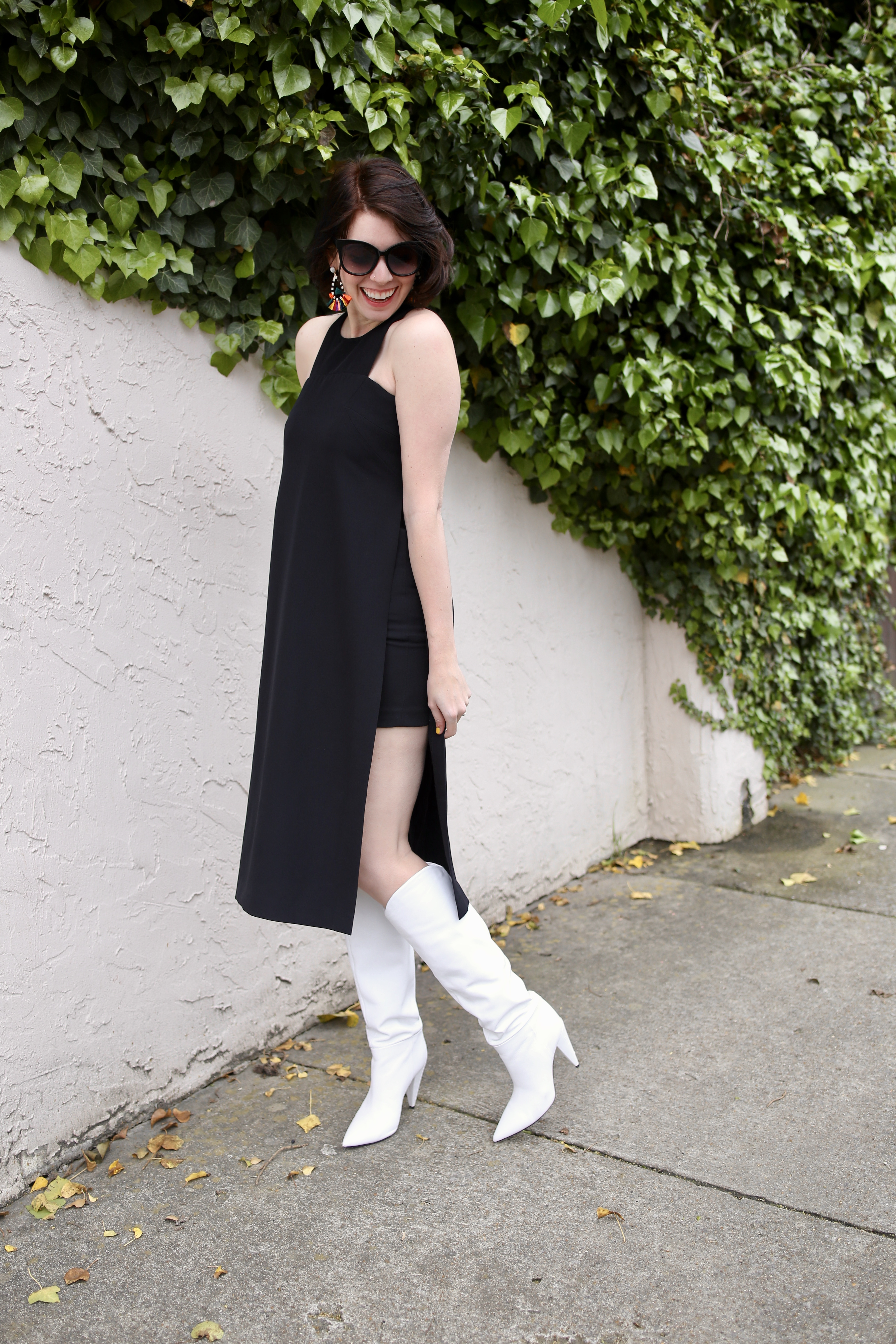 The White Boots You Need In Your Life ASAP | Greta Hollar