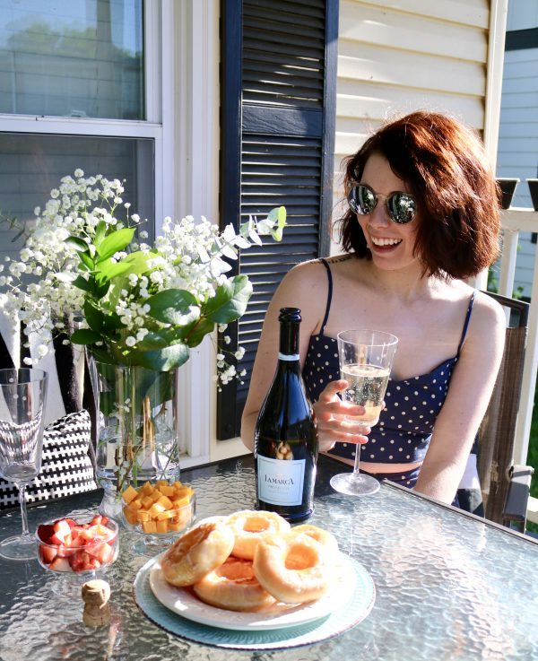 How To Plan an Outdoor Patio Soiree | Greta Hollar - Outdoor Patio Party by popular Nashville lifestyle blogger, Greta Hollar