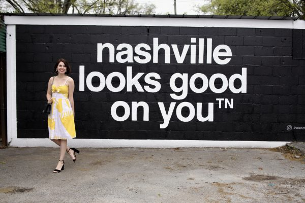 Why I Never Moved Out of Nashville | Greta Hollar - Why I Love Nashville and Never Moved Out by popular Nashville blogger, Greta Hollar