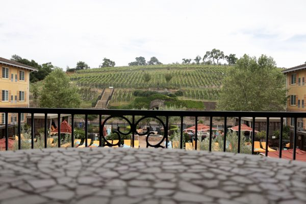 Where Should You Stay In Napa? The Meritage Resort and Spa! | Greta Hollar