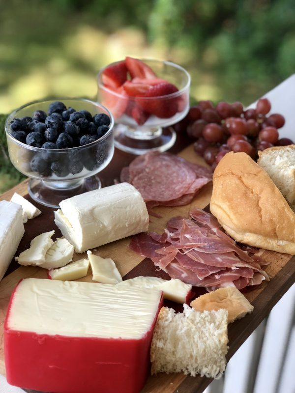 How to Make the Perfect Charcuterie Board | Greta Hollar - the Perfect Charcuterie Board featured by popular Nashville lifestyle blogger, Greta Hollar
