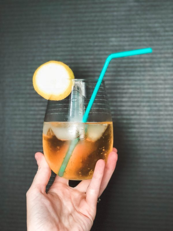 Summer Punch Recipe | Greta Hollar | Refreshing Summer Punch Recipe featured by popular Nashville lifestyle blogger, Greta Hollar