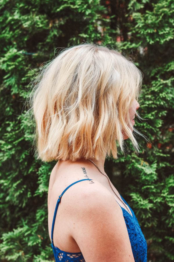 Everything You Need to Know About Going Blonde | Greta Hollar