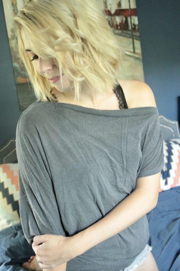Getting Intmate with Candie's for Kohl's | Greta Hollar| Candie's underwear featured by popular Nashville fashion blogger, Greta Hollar