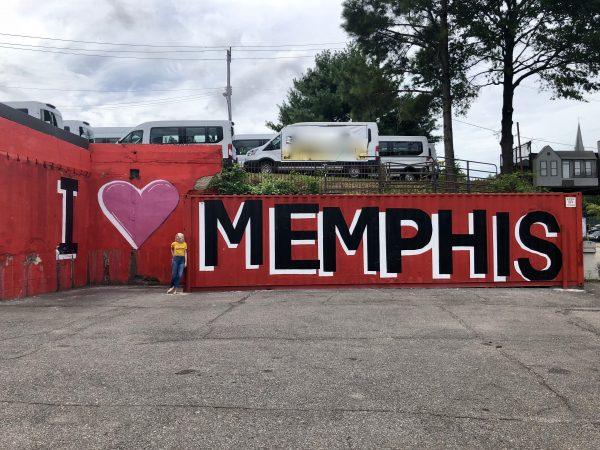 My 6 Favorite Murals in Memphis, TN featured by popular Nashville travel blogger Greta Hollar