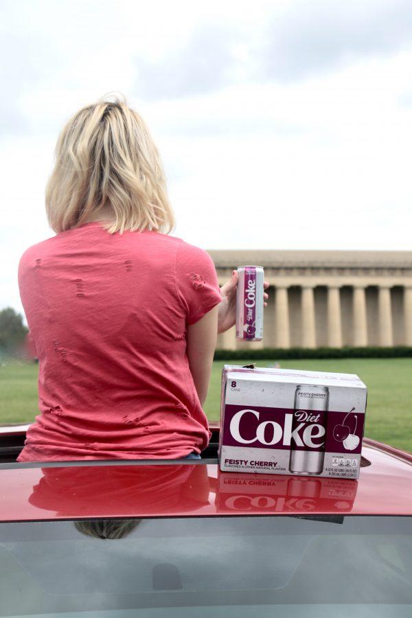 My Favorite Road Trip Drink? Diet Coke! | Greta Hollar | Greta Hollar | Diet Coke, the Best Road Trip Drink featured by popular Nashville travel blogger, Greta Hollar