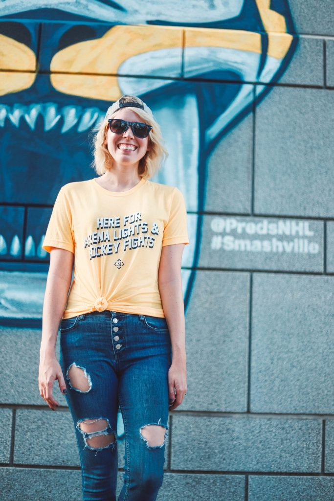 4 Outfits to Wear to a Nashville Predators Game