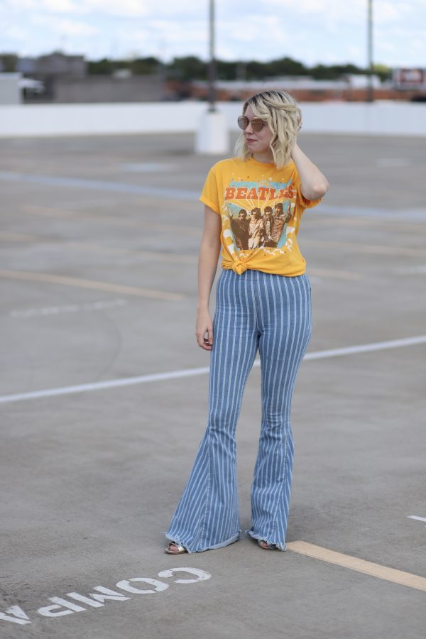My 4 Favorite Jean Brands for Tall Girls | Greta Hollar| Show Me Your Mumu: Jeans for Tall Girls styled by popular Nashville fashion blogger, Greta Hollar