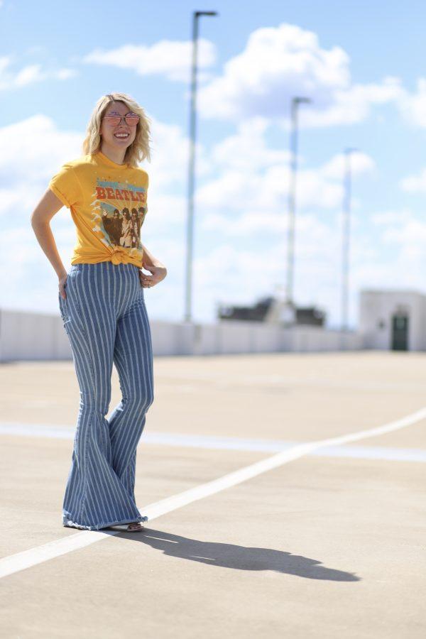 My 4 Favorite Jean Brands for Tall Girls | Greta Hollar| Show Me Your Mumu: Jeans for Tall Girls styled by popular Nashville fashion blogger, Greta Hollar