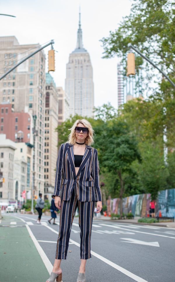 NYFW with H&M | Greta Hollar