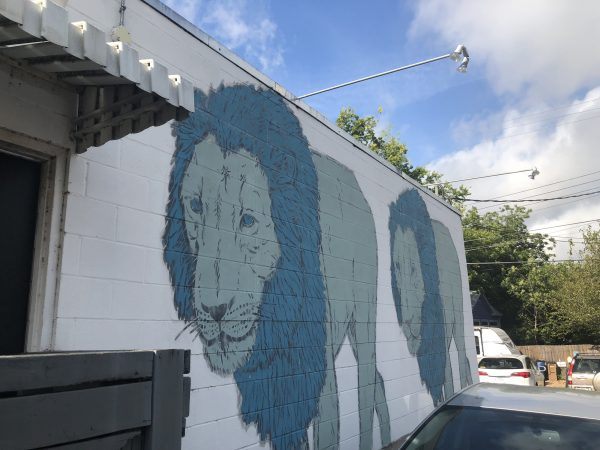 10 of My Favorite Austin, TX Murals featured by top Nashville travel blog Greta Hollar