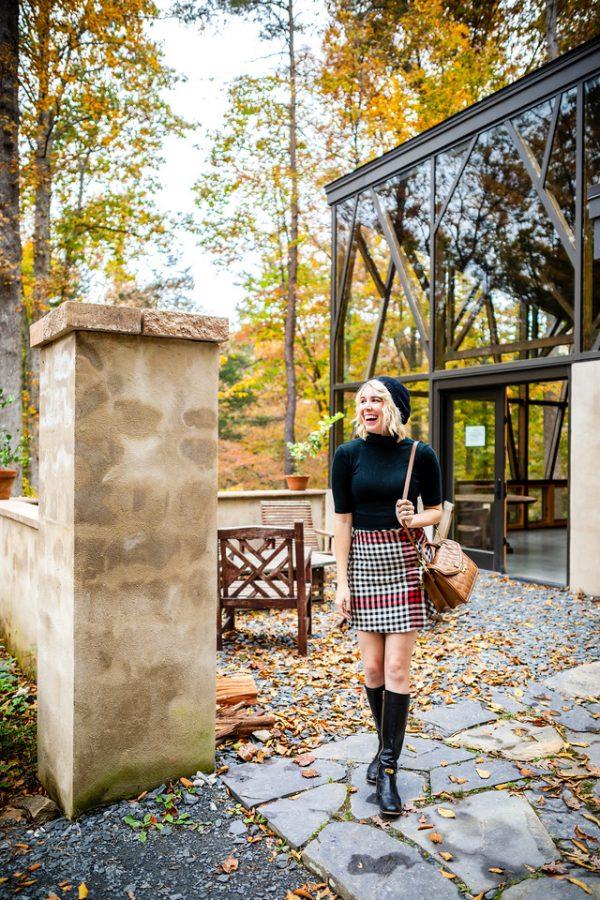 5 of My Favorite Wineries in Charlottesville, VA | Greta Hollar | Wineries in Charlottesville featured by top Nashville travel blogger, Greta Hollar: Gabriele Rausse