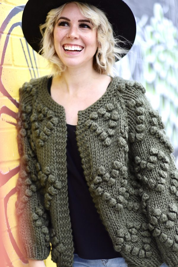 Pom Sweater | My Favorite Pom Sweater + 5 Social Enterprises to Shop This Holiday Season featured by top Nashville life and style blogger Greta Hollar