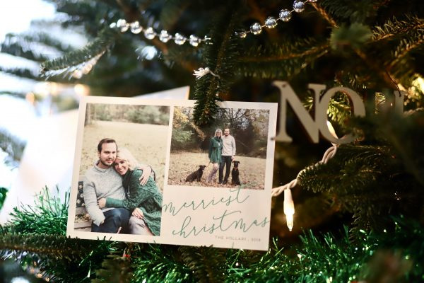 2018 Christmas Cards with Minted | Greta Hollar | Minted holiday cards featured by top Nashville lifestyle blogger, Greta Hollar