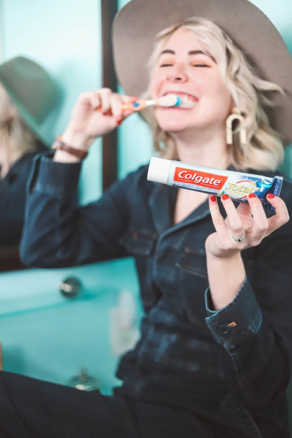My Smile Story With Colgate | Greta Hollar
