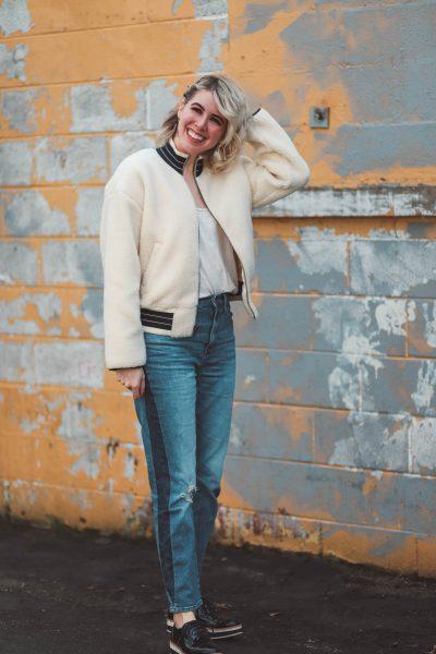 3 of My Favorite Winter Looks from Madewell | Greta Hollar
