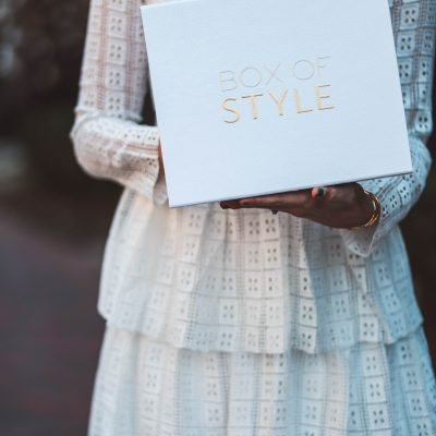 Spring Box of Style Review | Greta Hollar