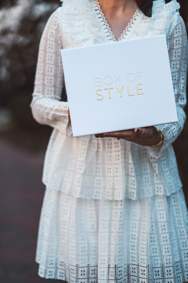 Spring Box of Style Review | Greta Hollar