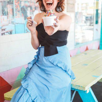 5 of the Best Places to Get Ice Cream in Nashville | Greta Hollar