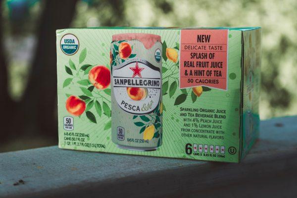 Peach Sunrise featured by top US lifestyle blogger Greta Hollar