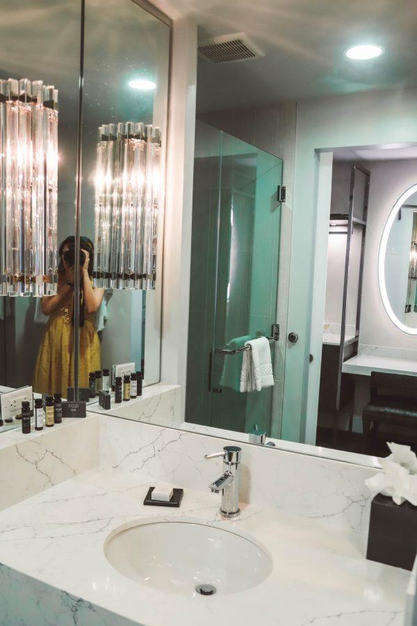Hotel Bella Grace featured by top US travel blogger Greta Hollar