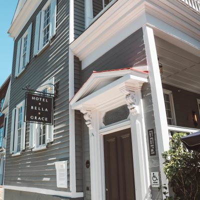 A Stay at the Bella Grace Hotel in Charleston | Greta Hollar