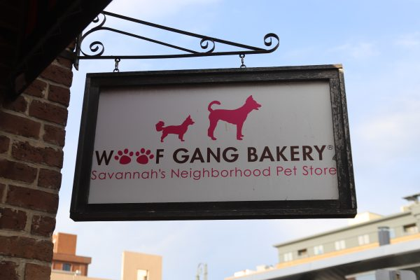 Savannah Travel Guide | Greta Hollar | The Ultimate Savannah Travel Guide by popular Nashville lifestyle blogger, Greta Hollar: image of Wolfgang Bakery in Savannah, GA.